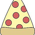 Pizza by MarissEllaUK