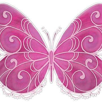 butterfly by Adracir