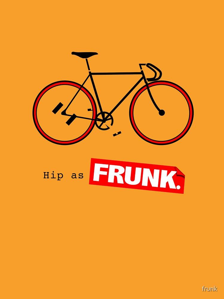 fixie. by frunk