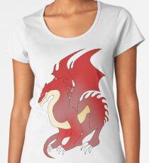 Gargantua the Red Dragon Women's Premium T-Shirt