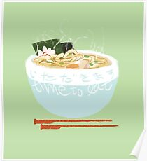 Good ol' bowl of Ramen Poster