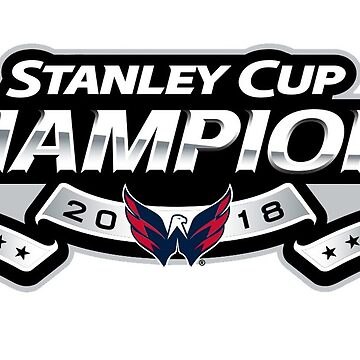 Washington Capitals Stanley Cup Champions Banner by DarienBecker