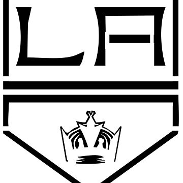 LA Kings Logo by DarienBecker