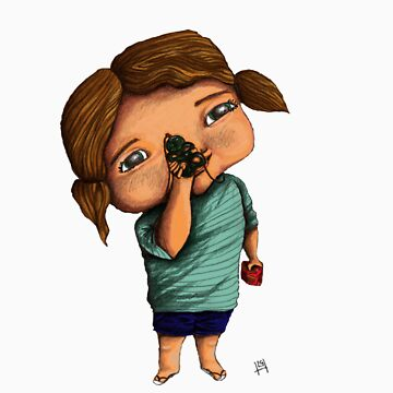 Tiki Chiki by lynzart