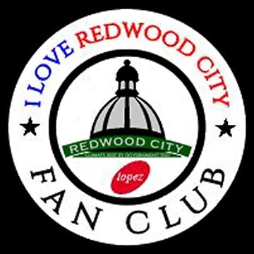 I Love Redwood City Fan Club Black Phone Case 59702 by cisco119