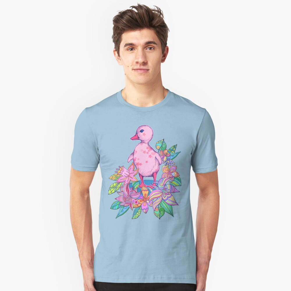 Duckling Delicious Unisex T-Shirt Front