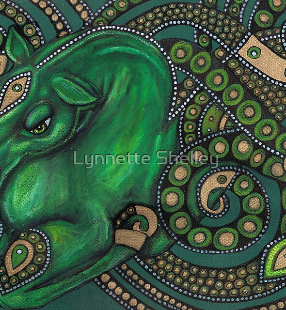 Water Horse by Lynnette Shelley