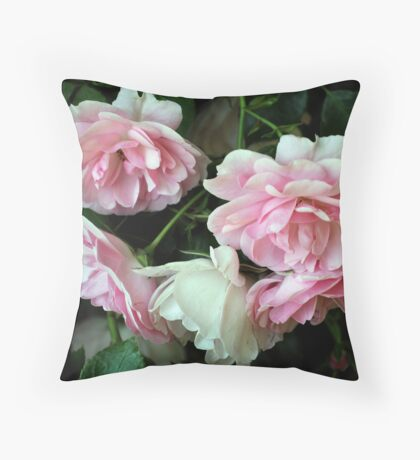 The Last Dance Throw Pillow
