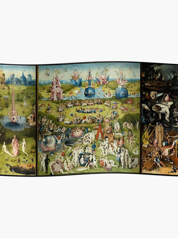 The Garden of Earthly Delights (1) , Hieronymus Bosch