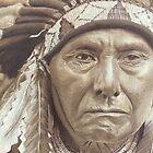 Aboriginal Chief by Brittney LeBlanc