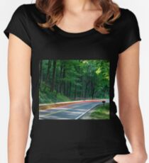 Drive By Women's Fitted Scoop T-Shirt