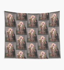 The Evil Taminella Grinderfall! Wall Tapestry