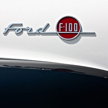 Ford F-100 by LindaB