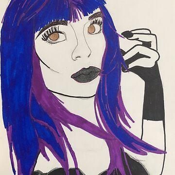 Girl power by skelingtondino