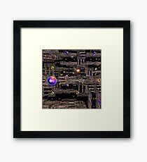 'Inside Looking Out...' Framed Print