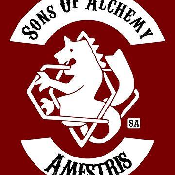 Sons of Alchemy - Amestris by ShadowBlade524