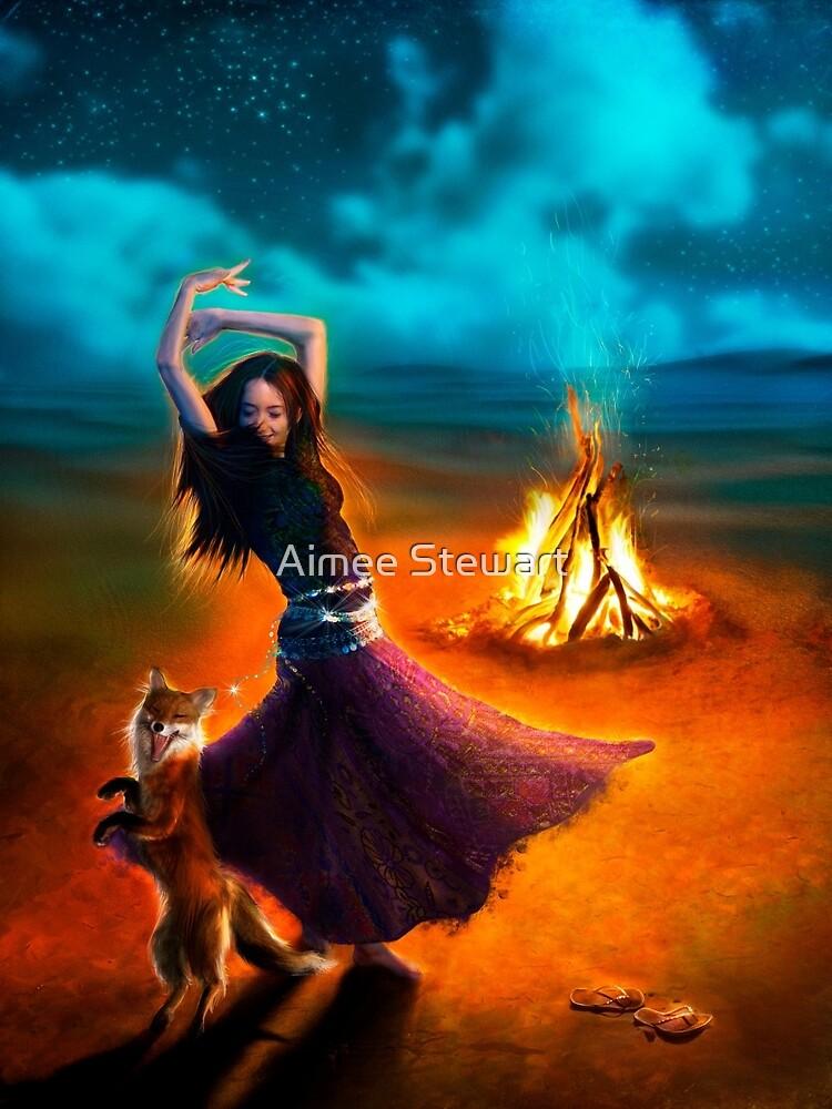Dance Like a Dervish II by Foxfires