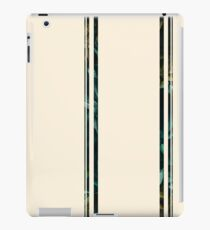 striped iPad Case/Skin