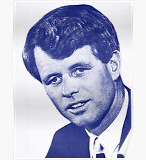 1968 Portrait of Robert Kennedy Poster