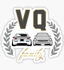 3a210819abc87a Nissan 350Z Infiniti G35 VQ Family JDM Sticker