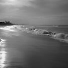 Byron Bay in Monochrome by Clare Colins