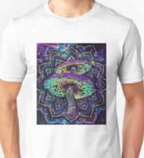 Trippy Shroom Art Unisex T-Shirt