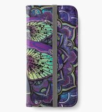 Trippy Shroom Art iPhone Wallet/Case/Skin