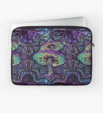 Trippy Shroom Art Laptop Sleeve