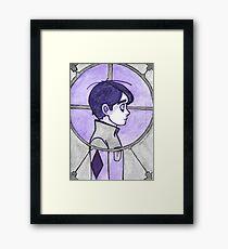 Blaine's Icon Framed Print
