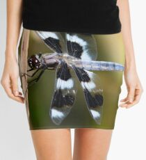 Eight-Spotted Beauty Mini Skirt
