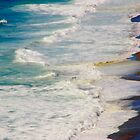 Beach Colors by Barbara  Brown