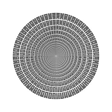 I Ching Hexagrams Circle 002 by rupertrussell