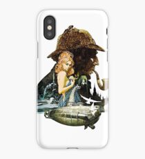 The Private Life of Sherlock Holmes iPhone Case