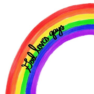God loves gays! by Empaddon