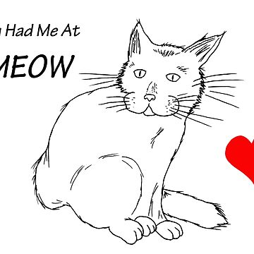 You Had Me At MEOW by CattapanComics