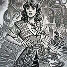 Sarah Jane Smith by Raine  Szramski
