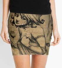 falling apart Mini Skirt