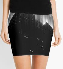 Empire State Building by night Mini Skirt