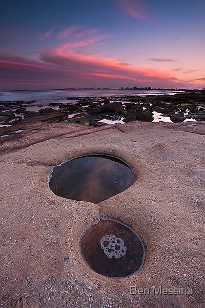 Rock Pools | Sunsine Coast | Qld by Ben Messina