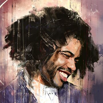 Portrait of Daveed Diggs by Wisesnail