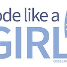 Code Like a Girl Logo by CodeLikeAGirl