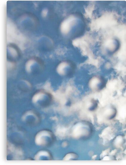 Sky Bubbles by Menega  Sabidussi