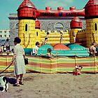 Bouncy castle by CatharineAmato
