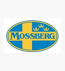 Mossberg Firearms Photographic Print