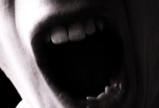 Argh! by SPLATphotograph