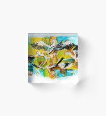 storks Acrylic Block