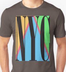 NYC Retro Unisex T-Shirt