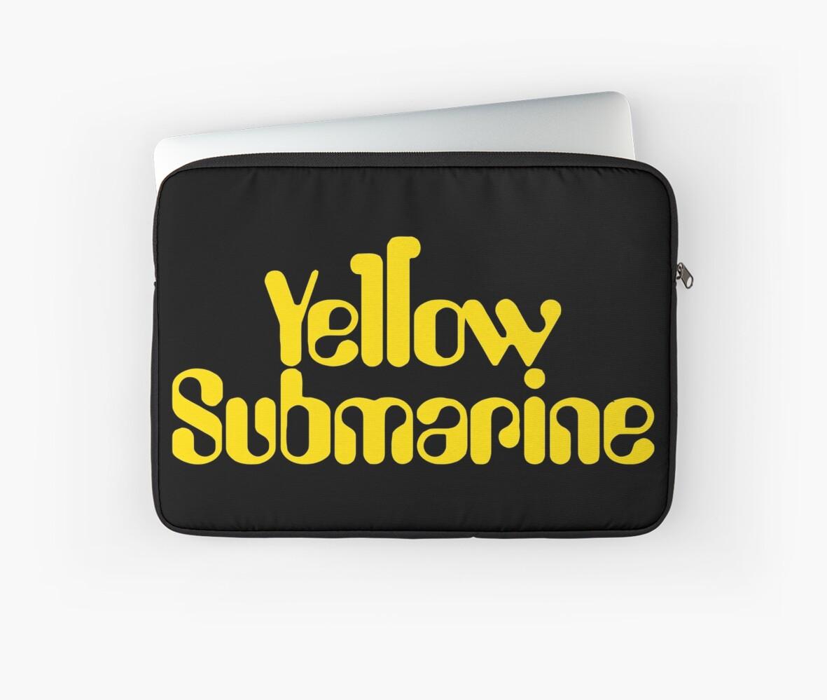 The Beatles, Yellow Submarine Logo\