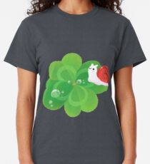 Happy lucky snail Classic T-Shirt