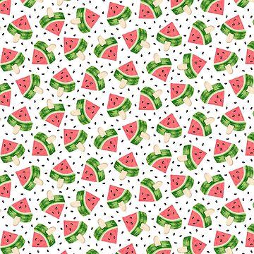 Watermelon Ice cream de miavaldez